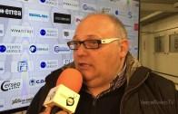 Pro Vercelli – Alessandria 3-1 (playoff): Jose Saggia, vice presidente Pro Vercelli