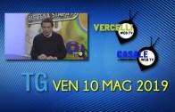 TG – Ven 10 Mag 2019