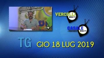 TG – Gio 18 Lug 2019