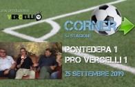 Corner 2019/2020, Pontedera – Pro Vercelli 1-1