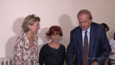 Vercelli: la Fondazione Cassa di Risparmio di Vercelli sostiene la cultura.