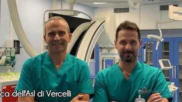 Vercelli: un palloncino per allargare la valvola aortica, nuovo intervento della cardiologia