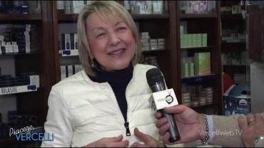 Daniela Saglio, una vita per la farmacia