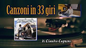 """Canzoni in 33 giri – puntata 23 – """"La mia banda suona il rock"""" di Ivano Fossati"""