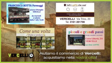 Shopping a Vercelli – video 4