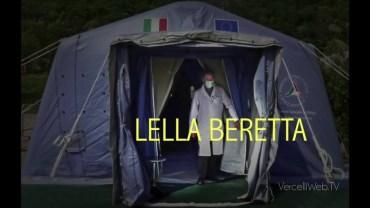 Trailer: il reportage Covid presso l'ASL di Vercelli della fotografa vercellese Lella Beretta.