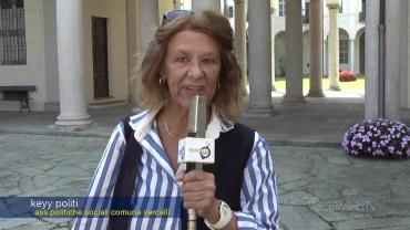 Vercelli, Festa Popoli 2020 – Ketty Politi