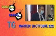 TG – Venerdì 16 ottobre 2020