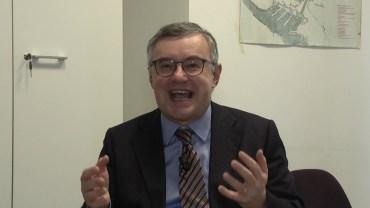 Giorgio Simonelli ha incontrato il professor Alessandro Barbero per il Festival Internazionale di Poesia Civile