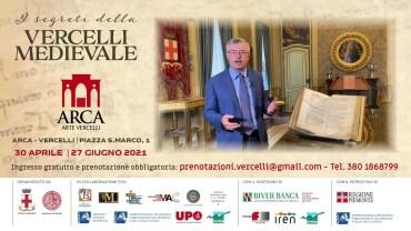 """Vercelli: dal 30 aprile riapre la mostra """"Vercelli Medievale"""""""