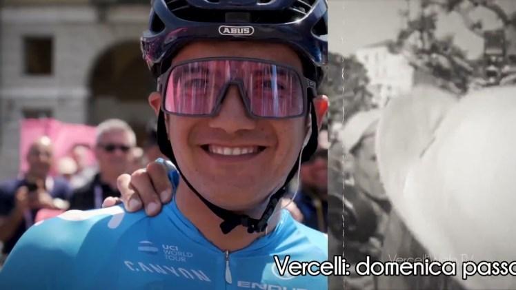 Vercelli: domenica passa il Giro d'Italia