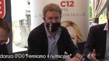 """Vercelli: Fidanza (FDI) """"Fermiamo il nutriscore"""""""
