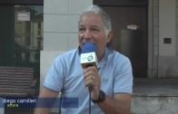Vercelli: Diego Camilleri, da poliziotto ad attore.
