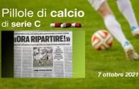 Calcio serie C: la Pro Vercelli prepara la sfida di sabato