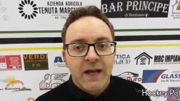 Hockey Pista serie A: Hockey Vercelli – Lodi 4-3 (interviste)