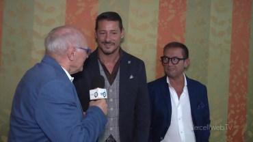 Pro Vercelli: i dirigenti di oggi festeggiano i campioni della Pro degli anni 70 alla serata Panathlon