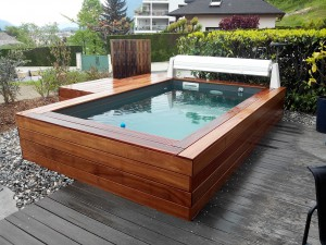 vercors piscine piscine en bois mini piscine. Black Bedroom Furniture Sets. Home Design Ideas