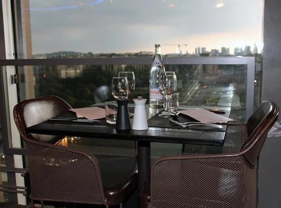 restaurante paris torre