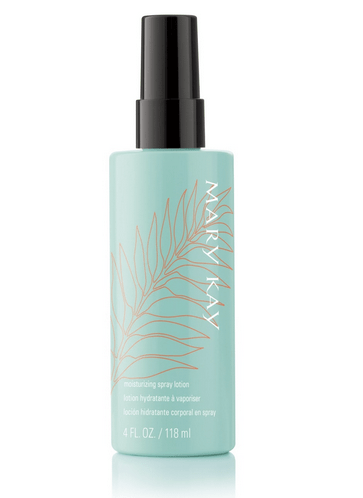 hidratante em spray mary kay