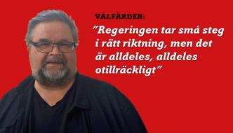 Nytt nummer av Verdandisten! Intervju med Kjell Rautio om regeringens jämlikhetsbudget