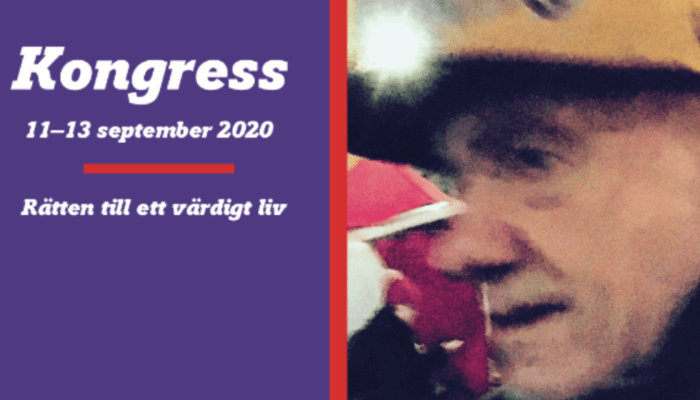 Verdandis 48e kongress Trollhättan den 11–13 september 2020