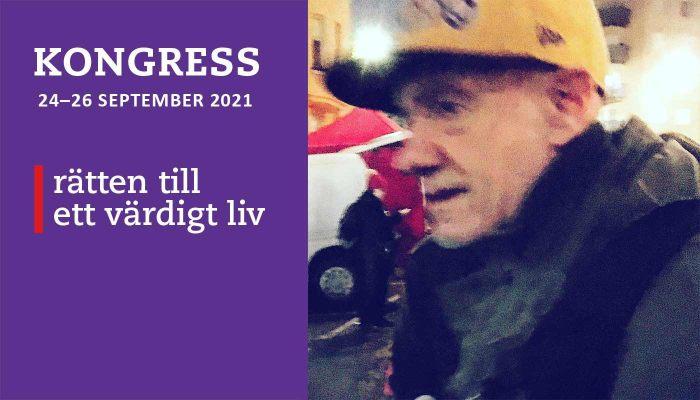 Äntligen dags för kongress! Vi ses den 24–26 september i Trollhättan!