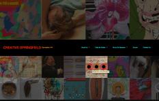 creative springfield homepage