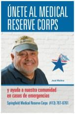 Springfield Medical Reserve Coprs José