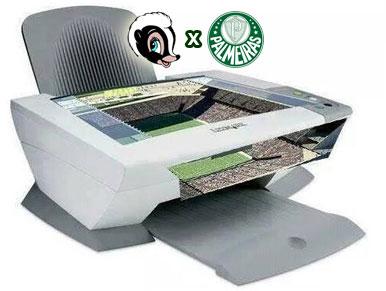 Pré-jogo SCCP x Palmeiras