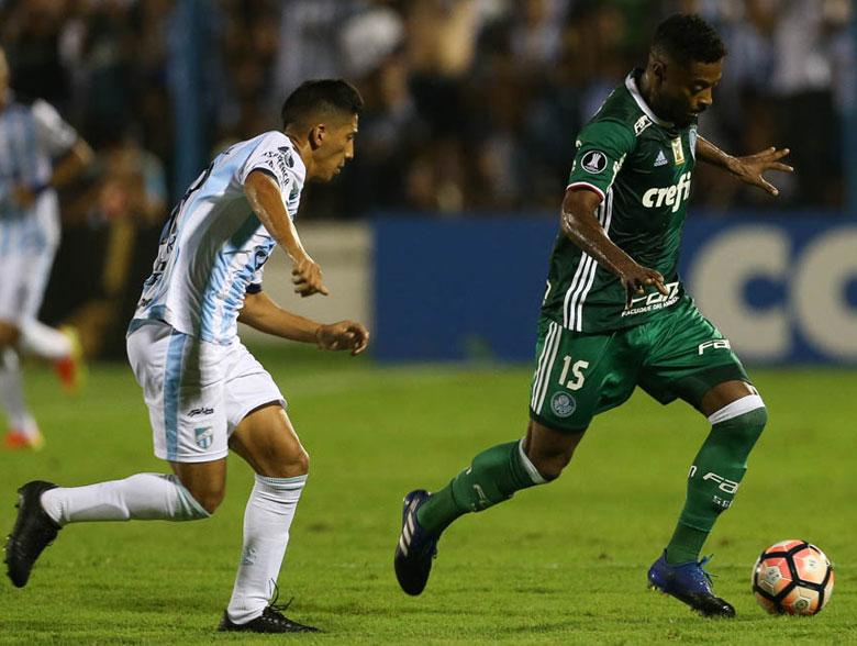 Atlético Tucumán 1x1 Palmeiras