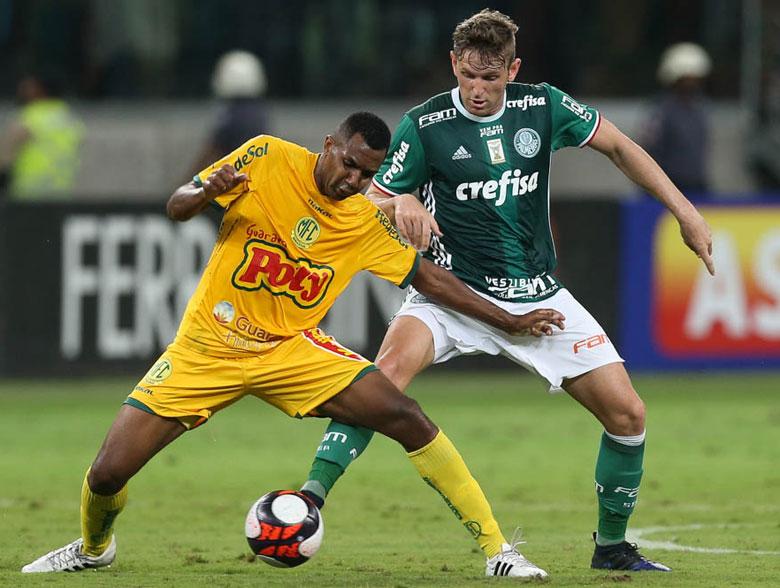Palmeiras 2x0 Mirassol