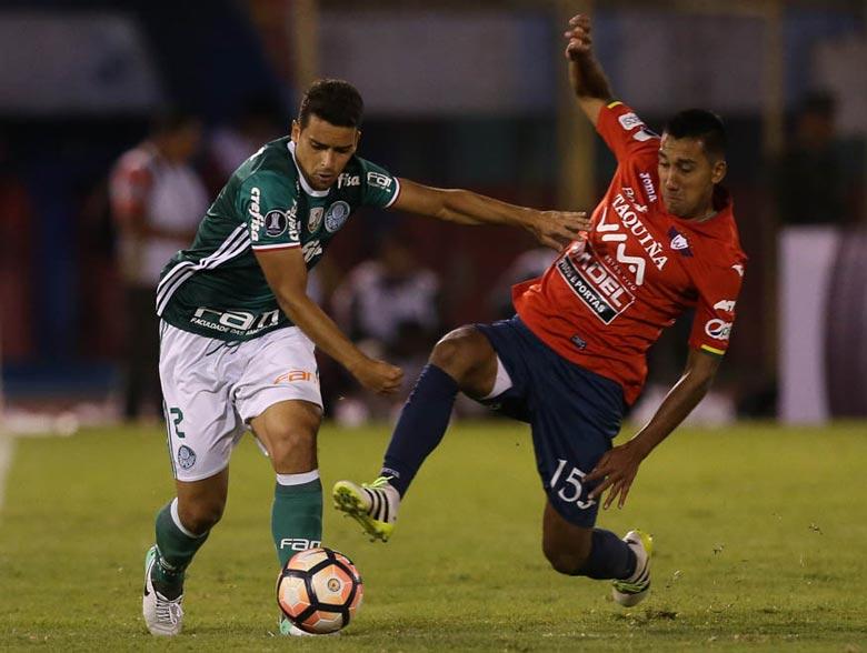 Jorge Wilstermann 3x2 Palmeiras