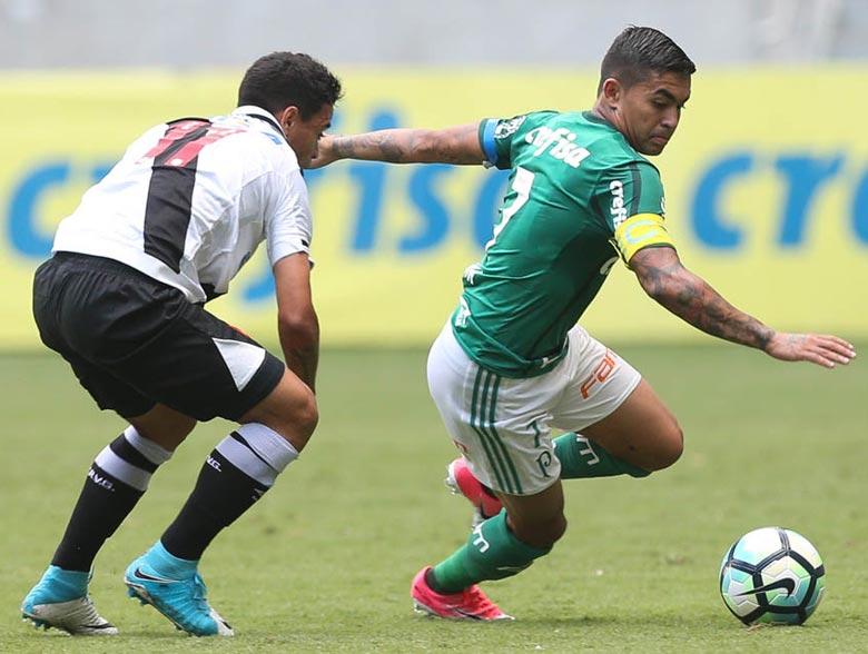 Palmeiras 4x0 Vasco