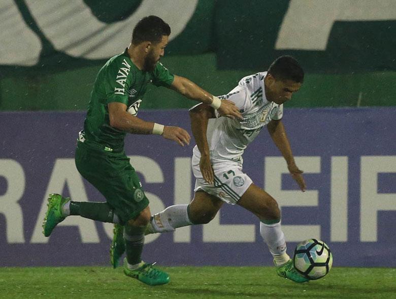 Chapecoense 1x0 Palmeiras