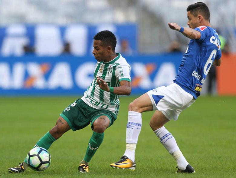Cruzeiro 3x1 Palmeiras