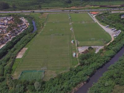 Academia de Futebol II, em Guarulhos