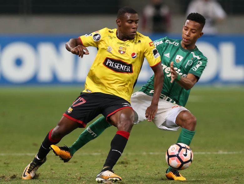 Palmeiras 1 (4)x(5) 0 Barcelona-EQU