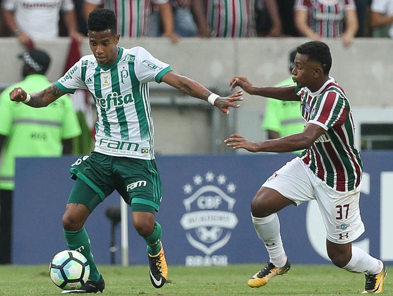 Fluminense 0x1 Palmeiras