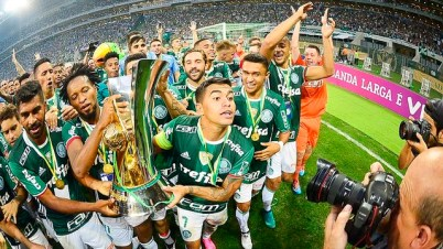 Palmeiras Campeão Brasileiro 2016