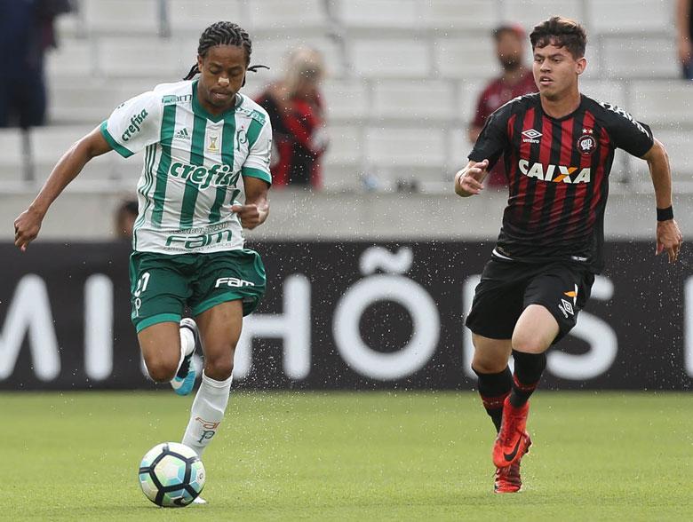 Atlético-PR 3x0 Palmeiras