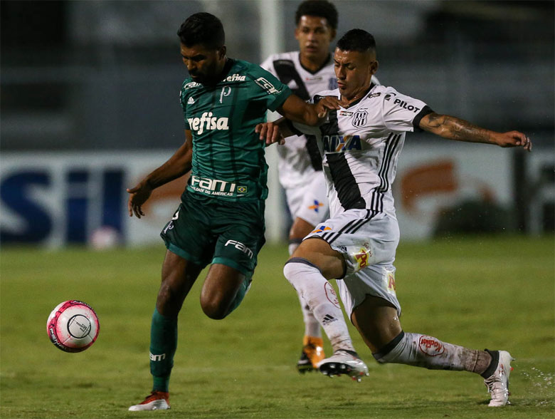 Ponte Preta 0x0 Palmeiras