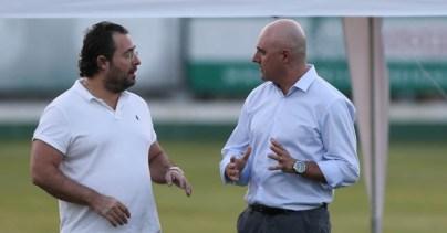 Alexandre Mattos e Mauricio Galiotte