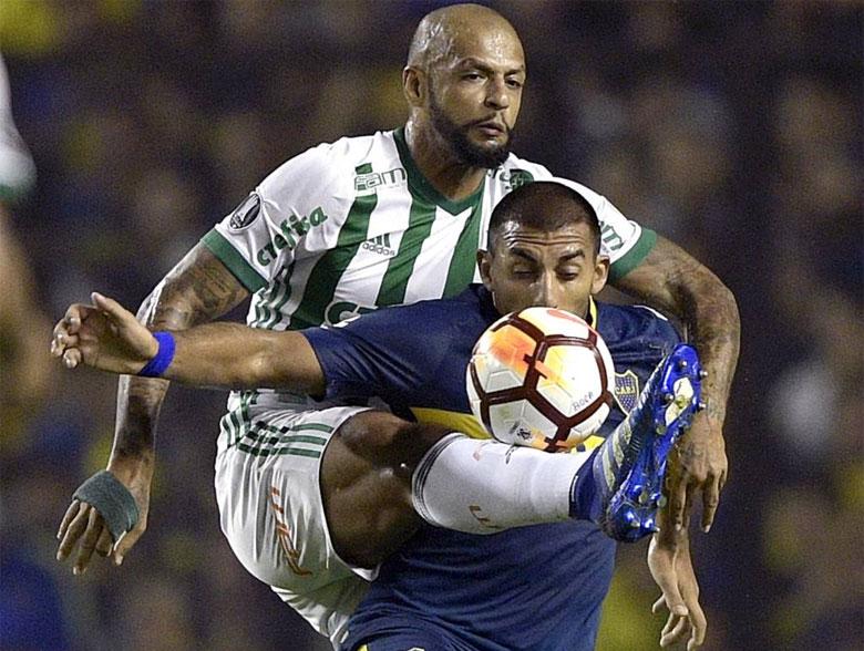 Boca Juniors 0x2 Palmeiras