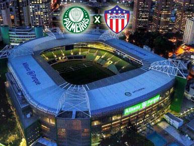 Pré-jogo: Palmeiras x Junior
