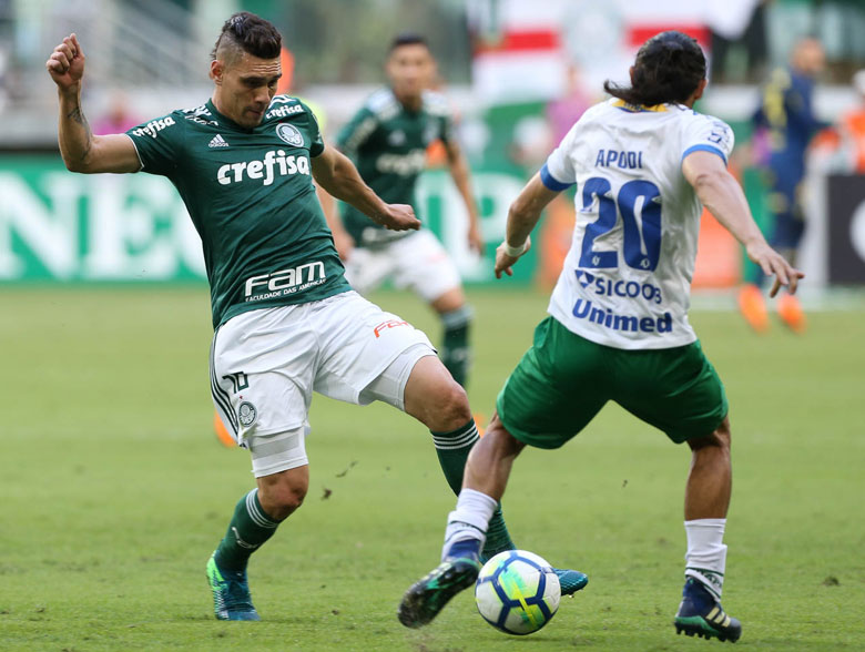 Palmeiras 0x0 Chapecoense