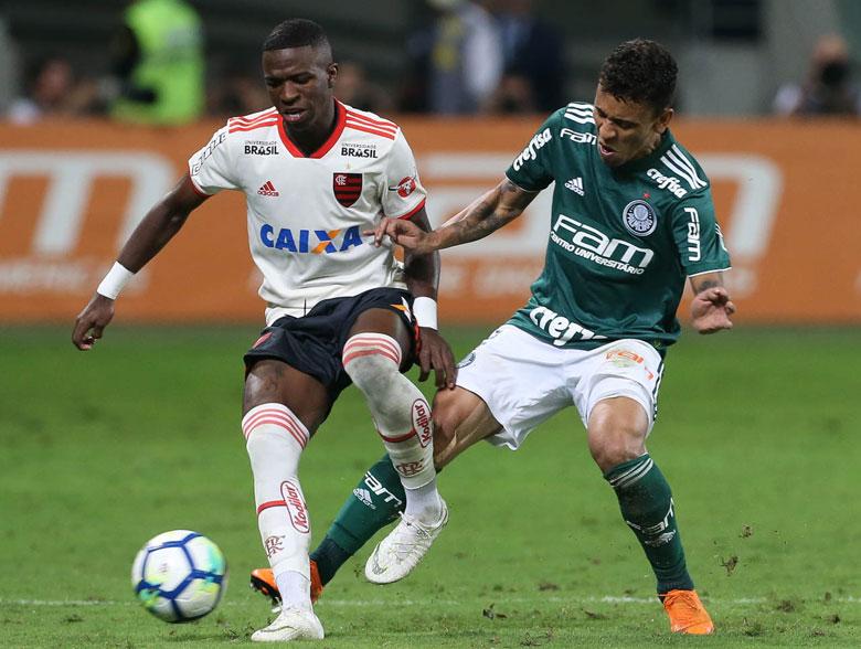 Pós-jogo: Palmeiras 1x1 Flamengo