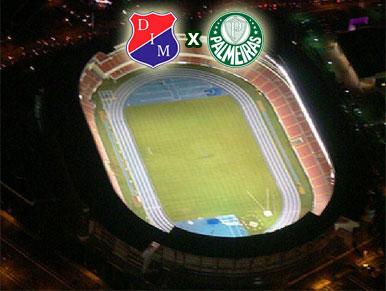 Pré-jogo: Independiente Medellín x Palmeiras