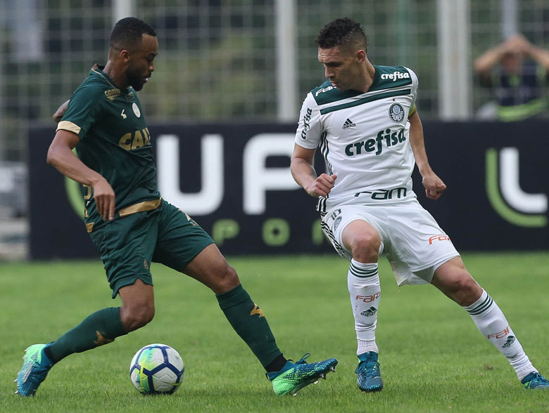 América-MG 0x0 Palmeiras