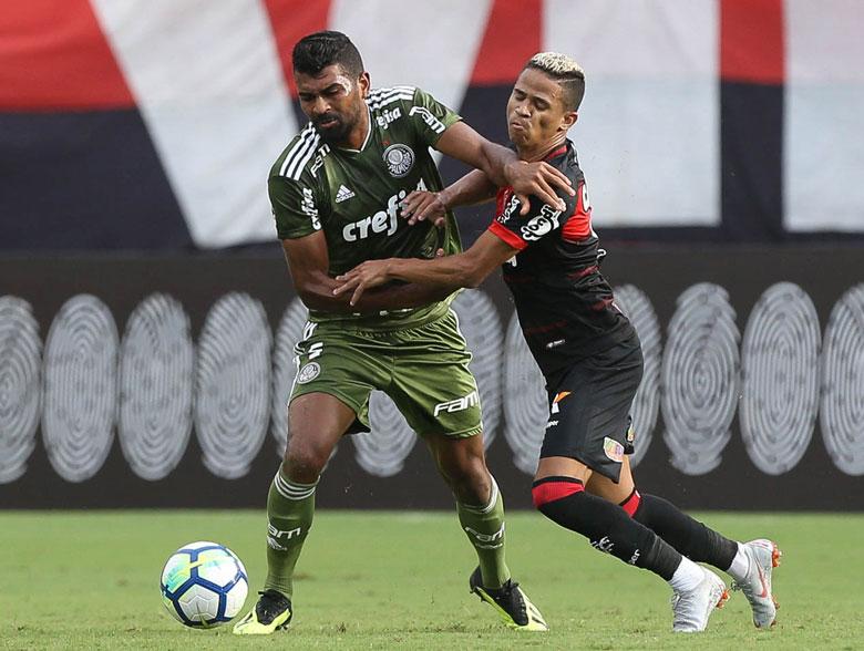 Vitória 0x3 Palmeiras