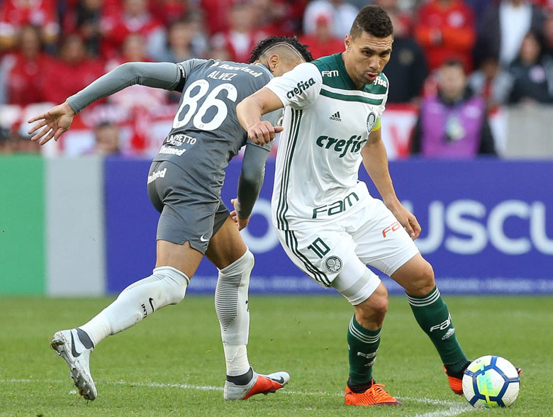 Internacional 0x0 Palmeiras
